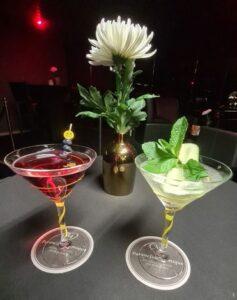 cocktail bij parenclub Monique